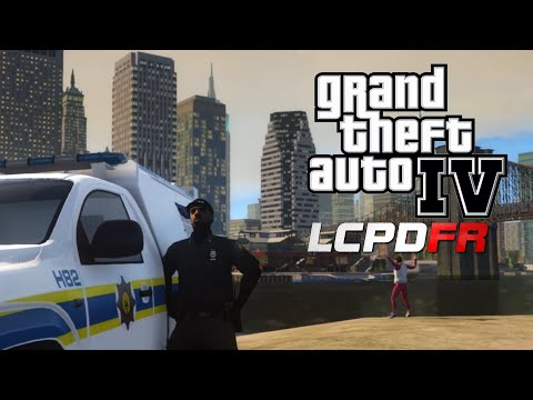 GTA IV South Africa Police Service l Utes and Uzis!
