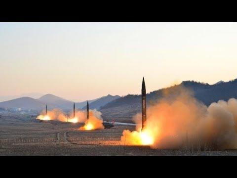 US missiles in North Korea border READY to War with Kim Jong un