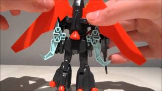 1/144 NG Raider Gundam Review