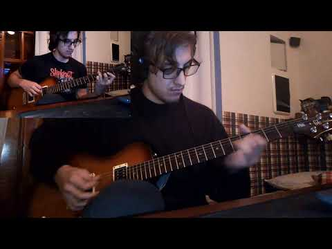 American Football   Never Meant guitar cover