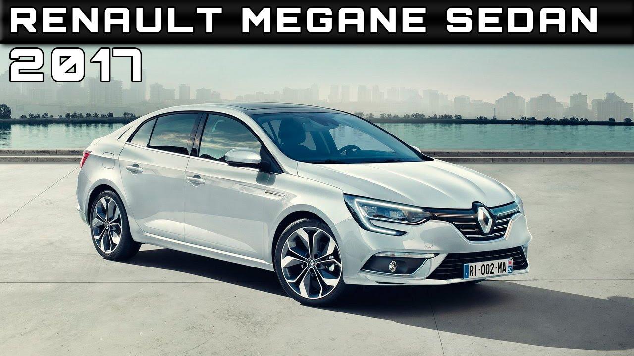 Renault Megane Sedan Review Rendered Price Specs Release Date