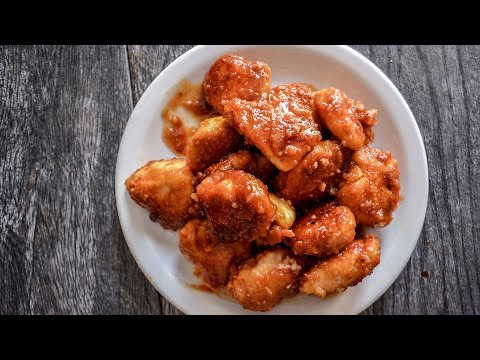 Keto Recipe - Low Carb Sweet & Sour Chicken
