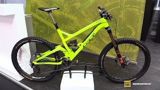 2016 GT Bicycles Sanction Team Enduro Racing Bike - Walkaround - 2015 Eurobike