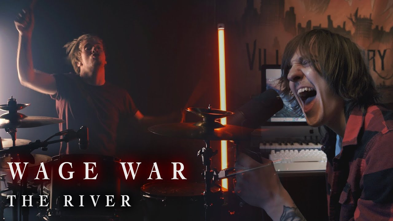 Wage War - The River (Full Band Cover)