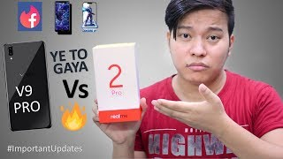 Download Video Vivo V9 Pro Vs Realme 2 Pro , Facebook Dating Feature ,Honor 8C ,Motorola One Power, Nokia 5.1 Plus MP3 3GP MP4