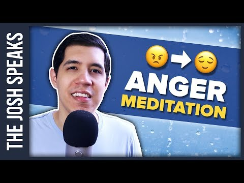 Guided Meditation for When You Feel ANGRY and FRUSTRATED