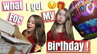 Meine Geburtstagsgeschenke 2018!😮🎉🎁//Looskanal