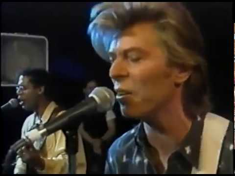 David Bowie ★Time Will Crawl ★Live ★ Rare ★ Rehearsal 1987