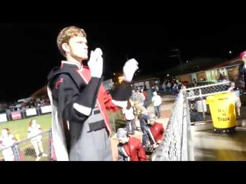 Radioactive - Boaz High School Marching Pirates 2017