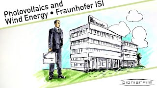 Wind energy and photovoltaics in Germany and China - Fraunhofer ISI helps
