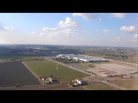Partenza da Parma con volo Ryanair