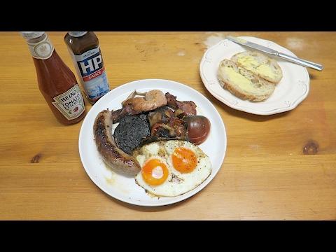 Full English Breakfast + London Borough Market = Best Traditional Recipe