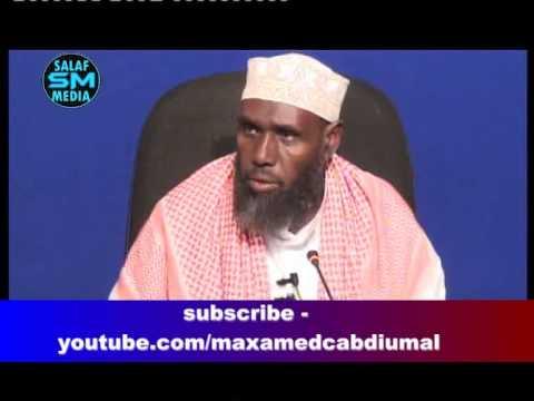 Tafsiir Suuratul Fatxi (innaa fatax) Sh.Ahmed iimaan - YouTube