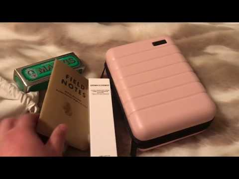 Away Mini Luggage Unboxing