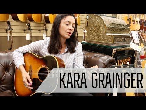 "Kara Grainger ""Living With Your Ghost"" 1961 Gibson Southern Jumbo | Norman's Rare Guitars"
