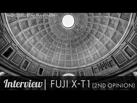 Interview with Nathan Smith - Fuji X-T1 (Second Opinion)