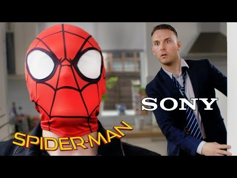 Sony/Marvel Spider-Man Deal EXPLAINED
