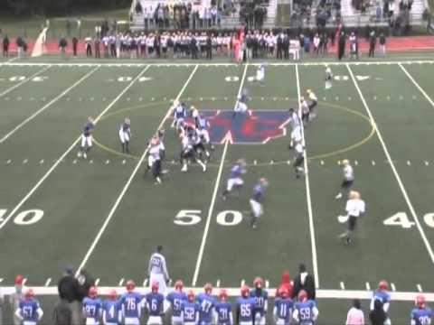 Greg Jones #3 Final High School Football Highlights