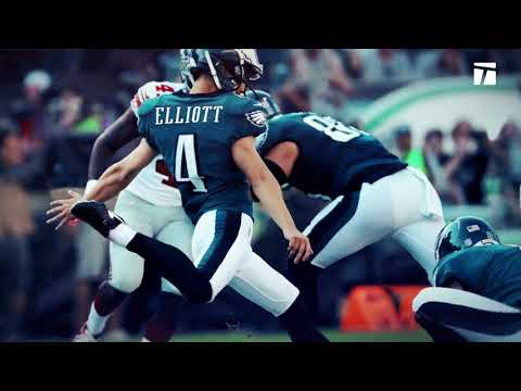 TenniStory: Philadelphia Eagles Kicker Jake Elliott