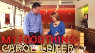My Food Thing - Carol Leifer's Favorite Vegan Sandwich - My Food Thing