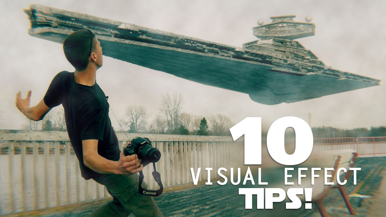 Ten Tips for Shooting Video Footage for Visual Effects | Fstoppers
