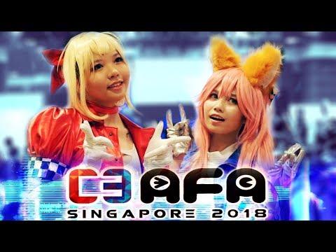C3AFA Singapore 2018