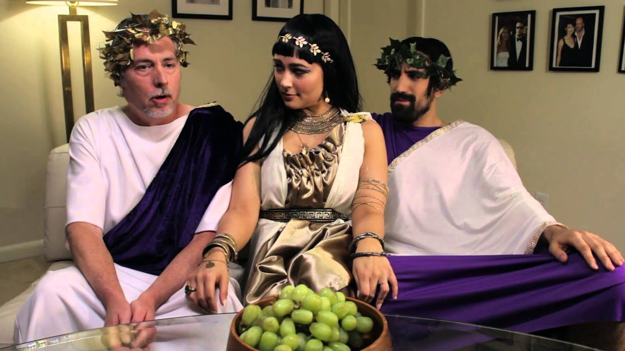 Cleopatra Mark Antony And Julius Caesar