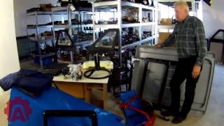 Кабина МТЗ - обзор комплектующих для ремонта и модернизации