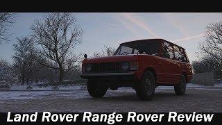 1973 Land Rover Range Rover Review (Forza Horizon 4)