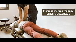 Chiropractic Adjustment #MomLife Edition