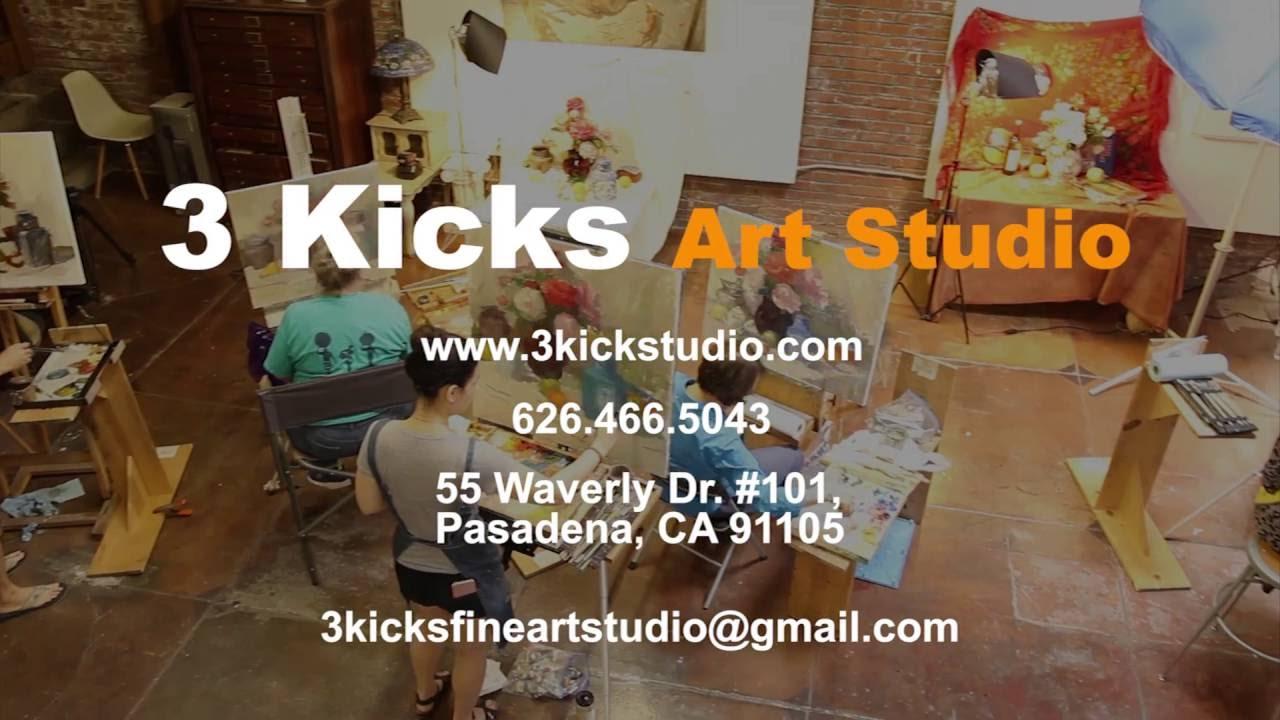 3 kicks studio