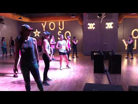 Buyaka @ Falcons & GTA Throw Down At Fly Dance Fitness