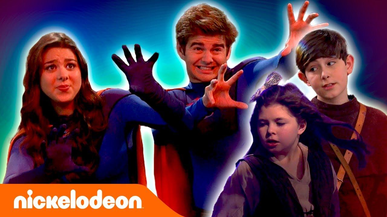 Grzmotomocni | Rodzinny dzień | Nickelodeon Polska