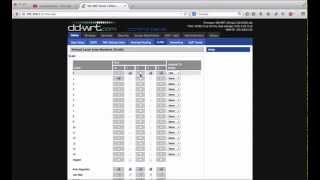 DD ile oluşturmak ve yapılandırmak yönetim WRT, DHCP sunucuları ile birlikte
