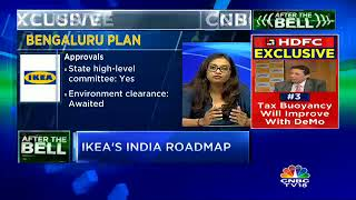 Ikea's Third Store In India   Cnbc Tv18