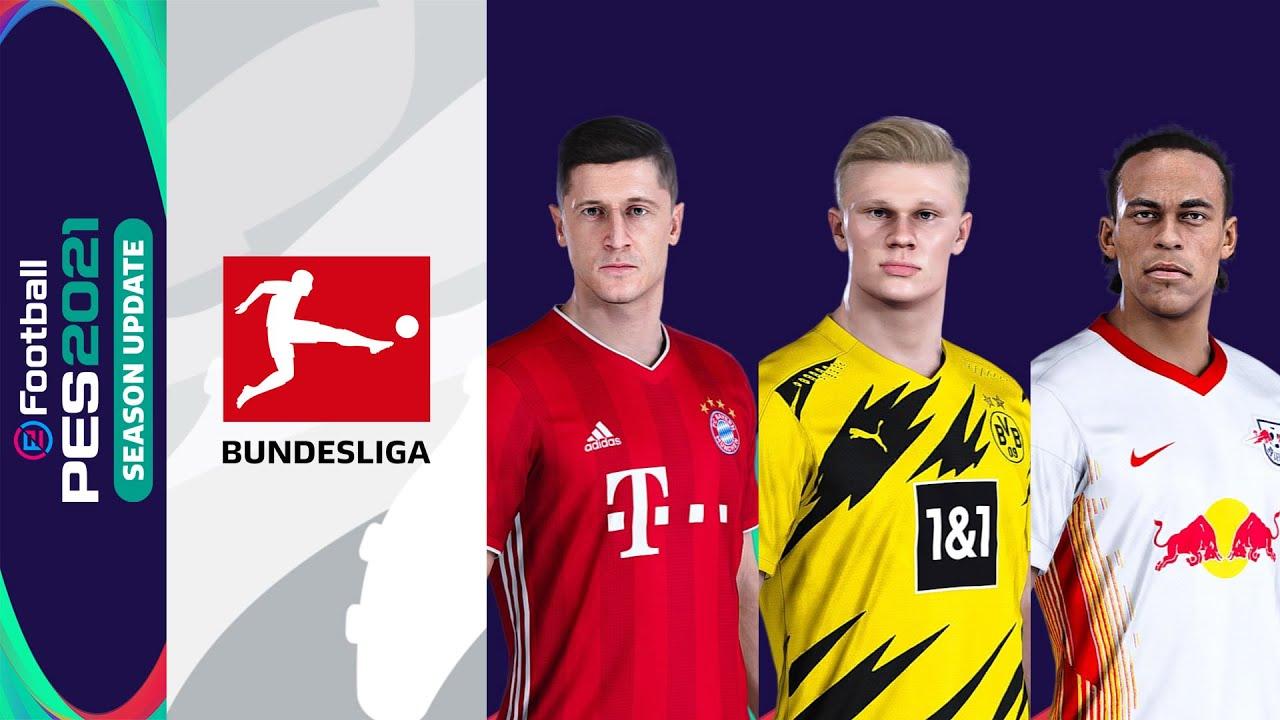 Bundesliga Start 2021 2021