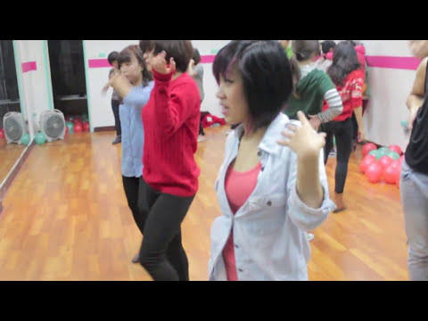 Last Christmas by As one - Choreographed by Khanh Nguyen Vu & Huyen Ho