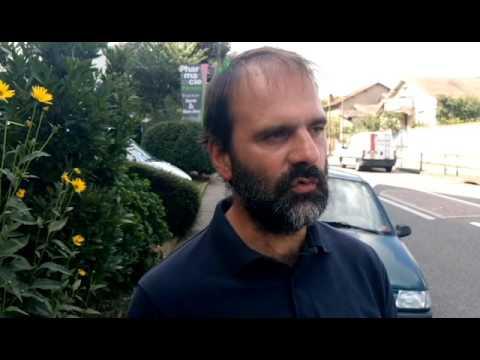 interview Florent Coste CGT Latécoère Toulouse 21 Septembre 2016