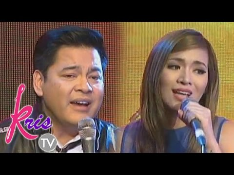 Martin and Angeline sings