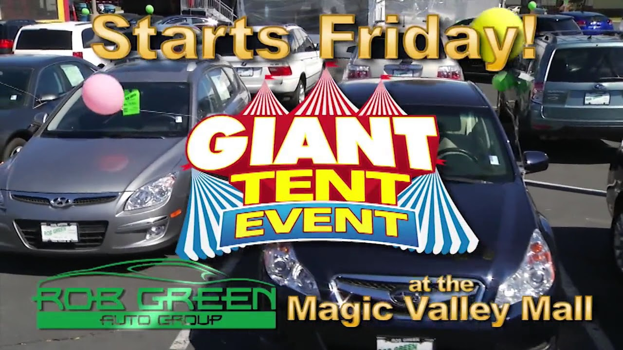 Rob Green Buick GMC   Giant Tent Event   YouTube Rob Green Buick GMC   Giant Tent Event