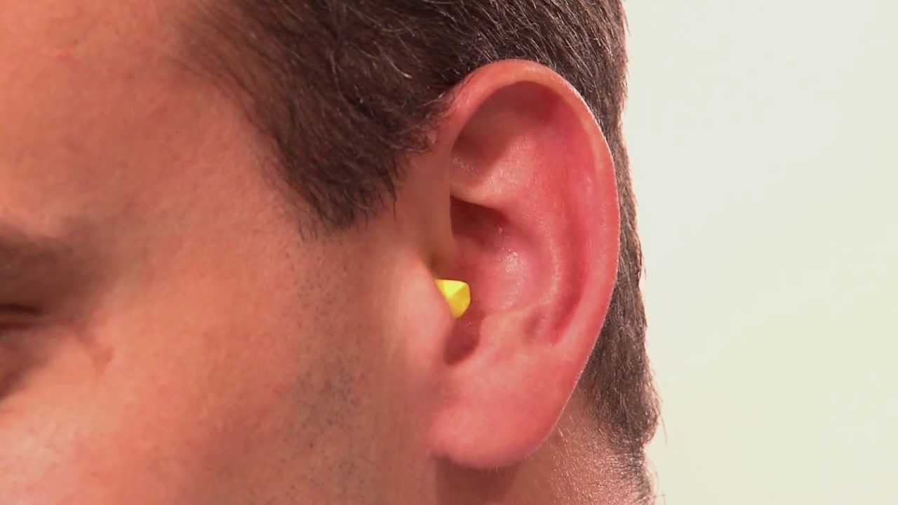 How To Properly Insert Ear Plugs Boys Town Nose Throat Insute