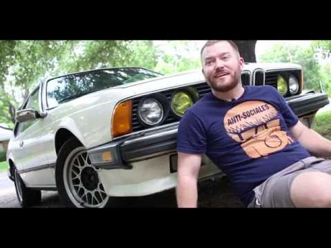 The Sound of Cars Ep. 5: 1987 BMW 635CSi