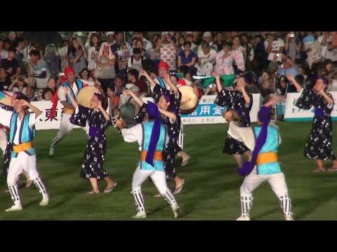 2014 8.16 沖縄市園田青年会+カチャーシー