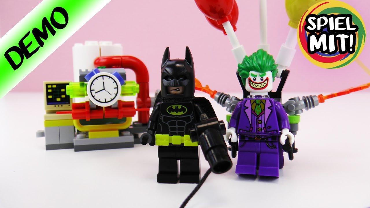 lego the batman movie deutsch jokers ballonflucht demo aufbau spiel mit mir kinderspielzeug. Black Bedroom Furniture Sets. Home Design Ideas