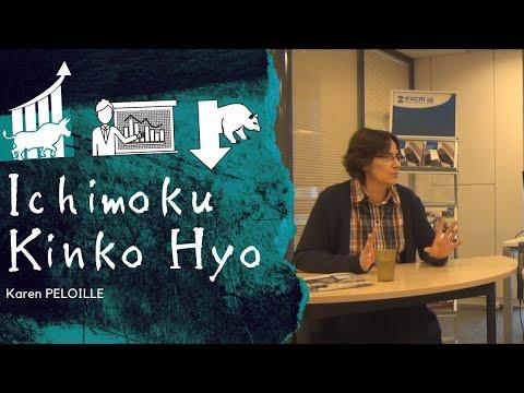 Interview de Karen PELOILLE sur Ichimoku (caractéristiques, avantages), son Parcours, Projets...