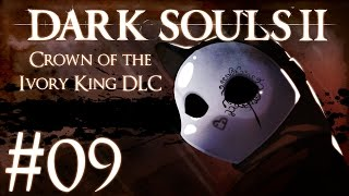 Dark Souls 2 Crown of the Ivory King DLC Part 9 - Burnt Ivory Cheater