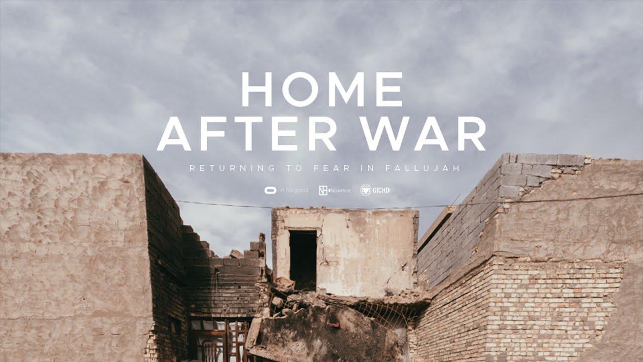 Home After War  |  Oculus VR for Good Creators Lab