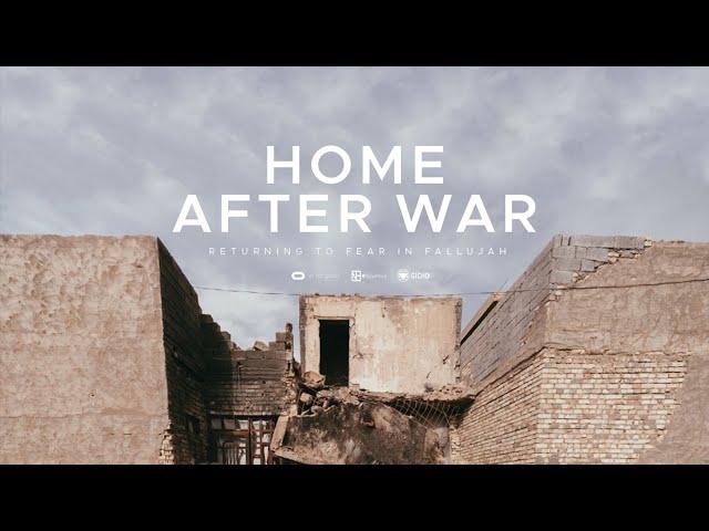 Home After War     Oculus VR for Good Creators Lab