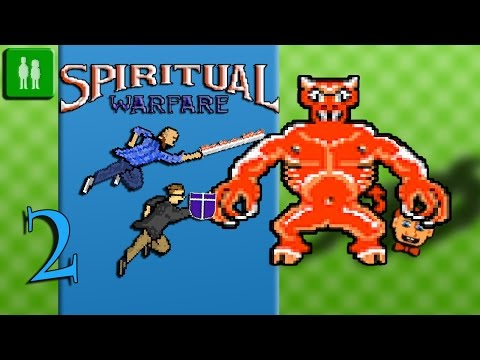 "Let's Play Spiritual Warfare   Ep 2: ""Those whacky Gentiles""   The Basement  "