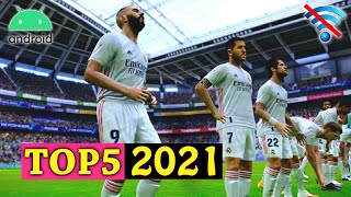 Top 5 Best Offline Football games For android 2021 | Download Best Soccer Games On Mobile HD screenshot 2